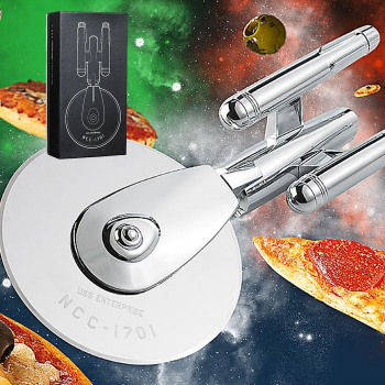 Star Trek - Pizza Cutter