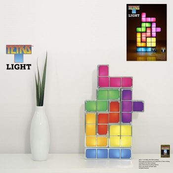 Tetris Lampe / Light