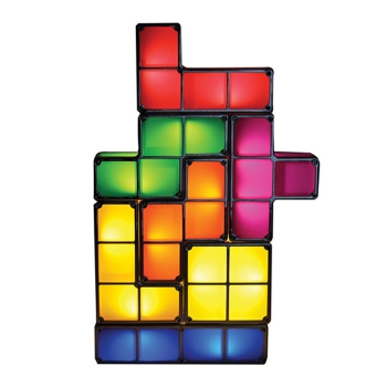 Tetris Lampe / Light Detail 1