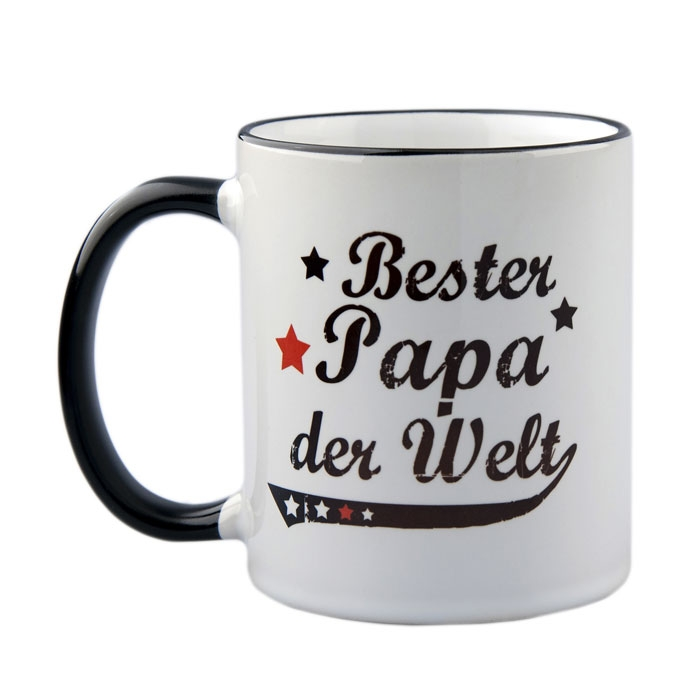 tasse bester papa der welt geschenk online bestell. Black Bedroom Furniture Sets. Home Design Ideas